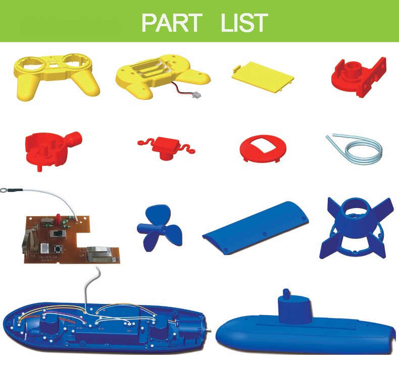 Creative Physics Experiment Technology Learning Toys
