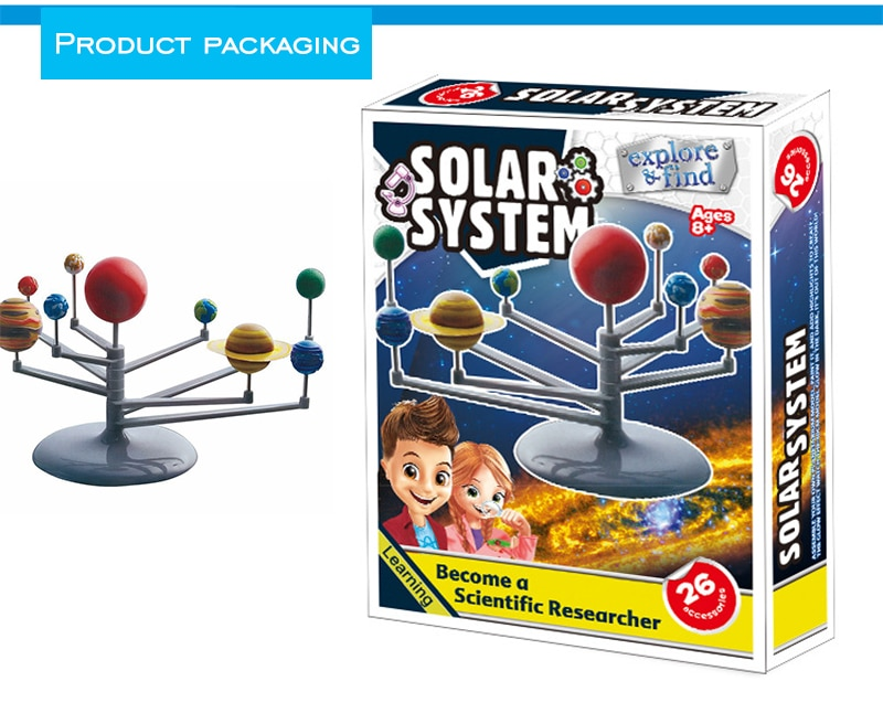 Science Experiment Technology Toy