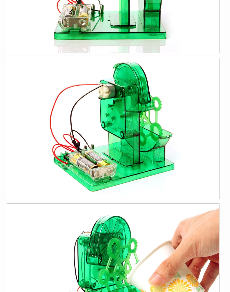 Physics Experiment Technology Learning Toys